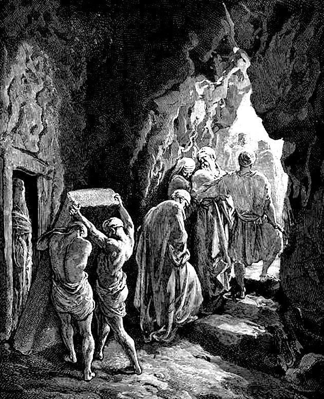 Погребение Сарры