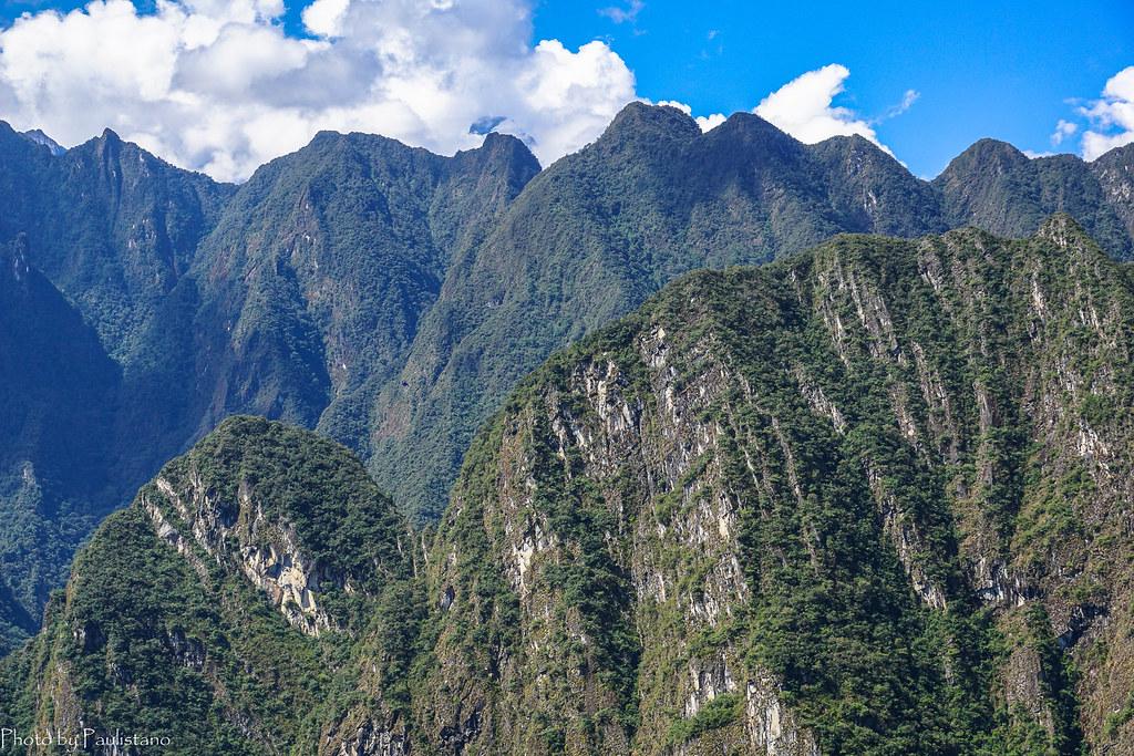 Горы Мачу Пикчу