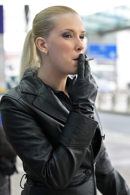 Smoking Fetish  Flickr-7428