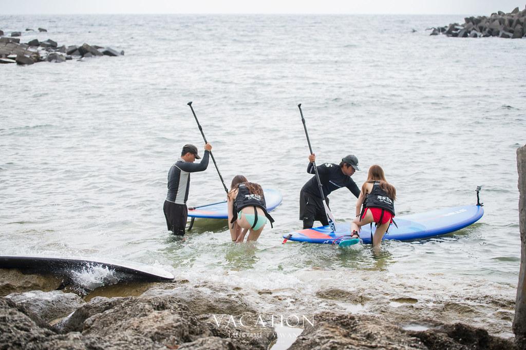 小琉球海享划島SUP