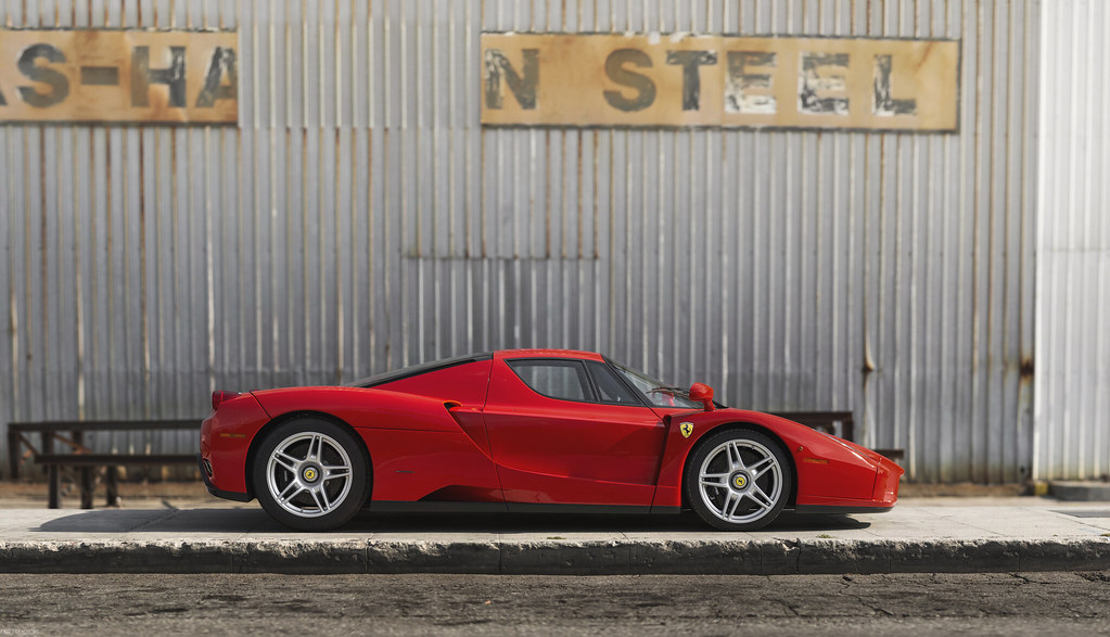 The Popes 2005 Enzo Ferrari Part Of The Rm Sothebys Pinn Flickr