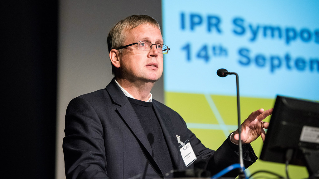 Professor Nick Pearce