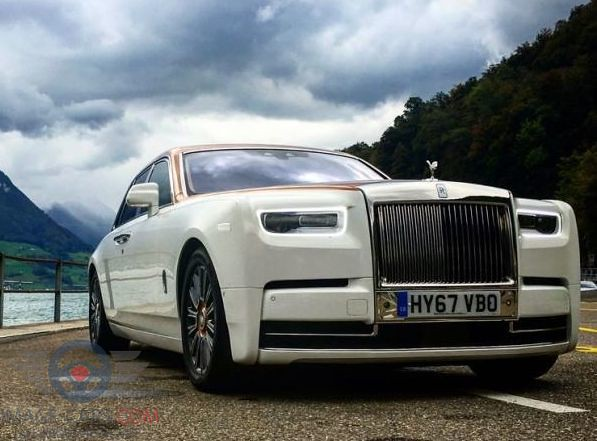Rolls Royce Phantom 2018 2019 The Most Expensive Luxury Flickr