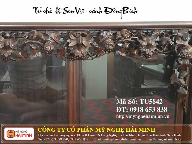 Tu Che Sen Vit Do Go Mynghehaiminh TU5842b2