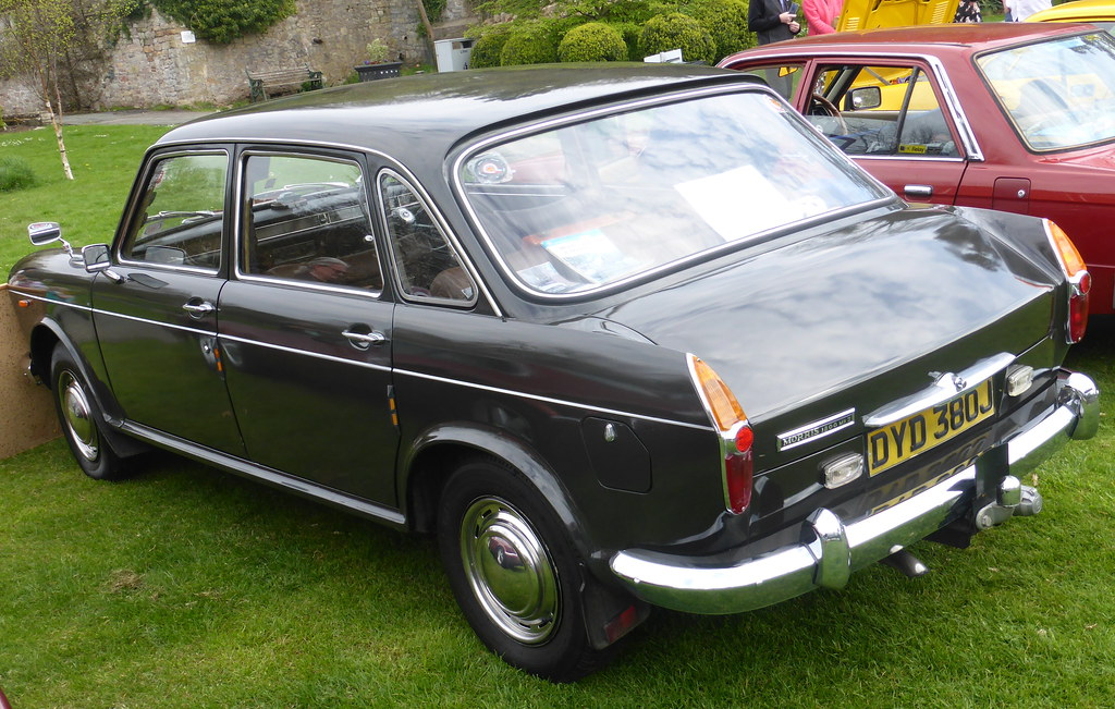 Classic Car Weston Park