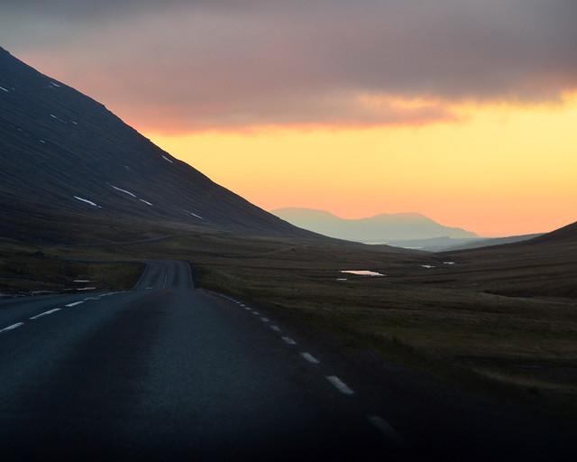 Uno de los momentos más bonitos de nuestra ruta en coche por Islandia