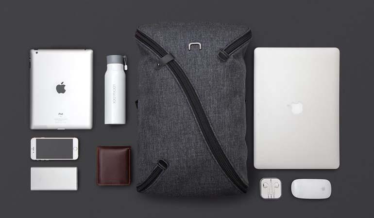 美國Niid UNO II 自定義後背包是現代後背包不停變革的最佳例子