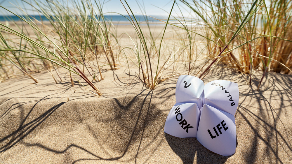 How can we best achieve a work-life balance?