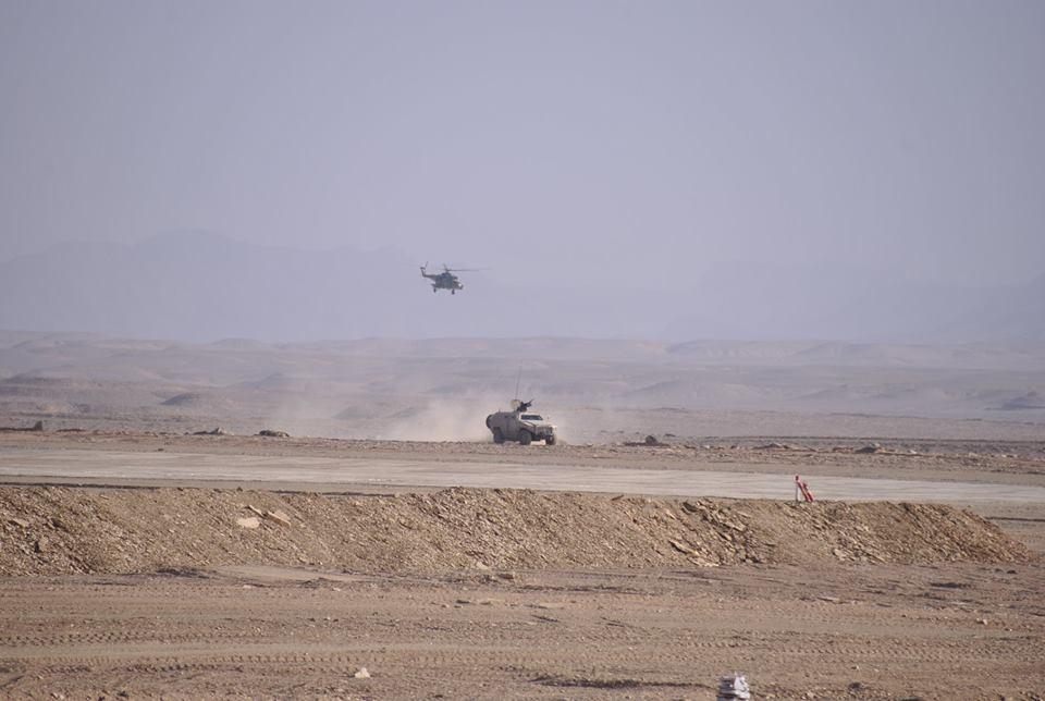 الصناعة العسكرية الجزائرية عربات Nimr(نمر)  - صفحة 10 42035642522_89aebf124b_o