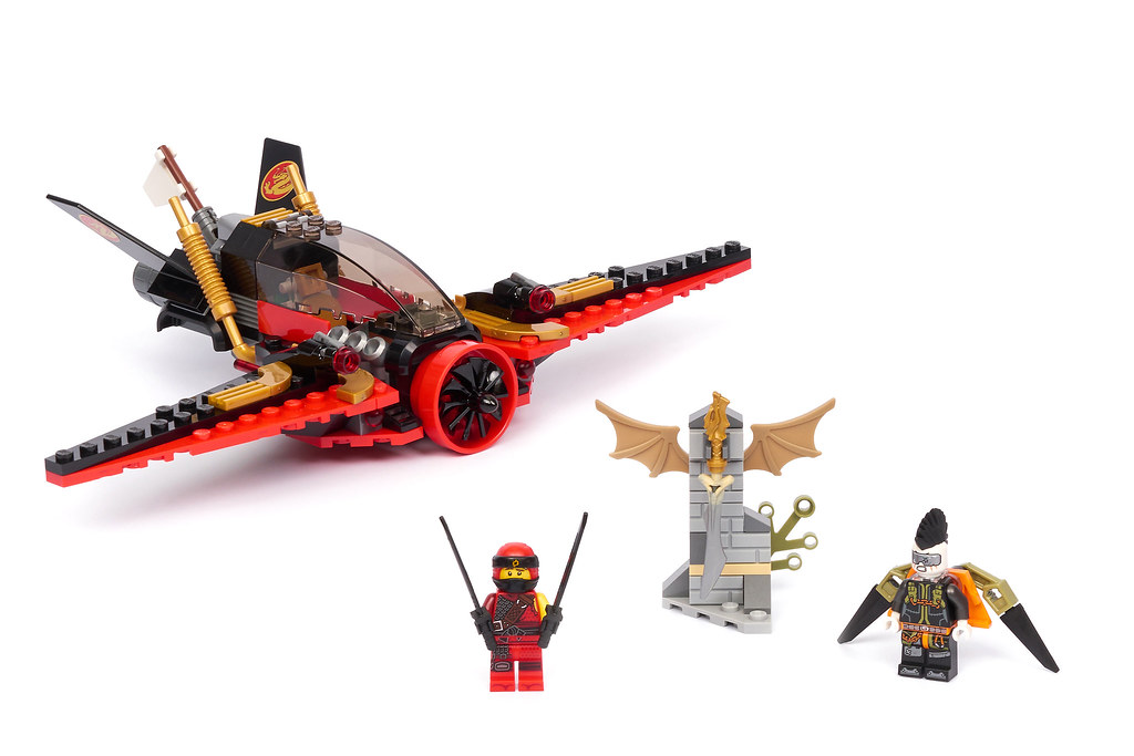 Review 70650 Destinys Wing Brickset Lego Set Guide And Database