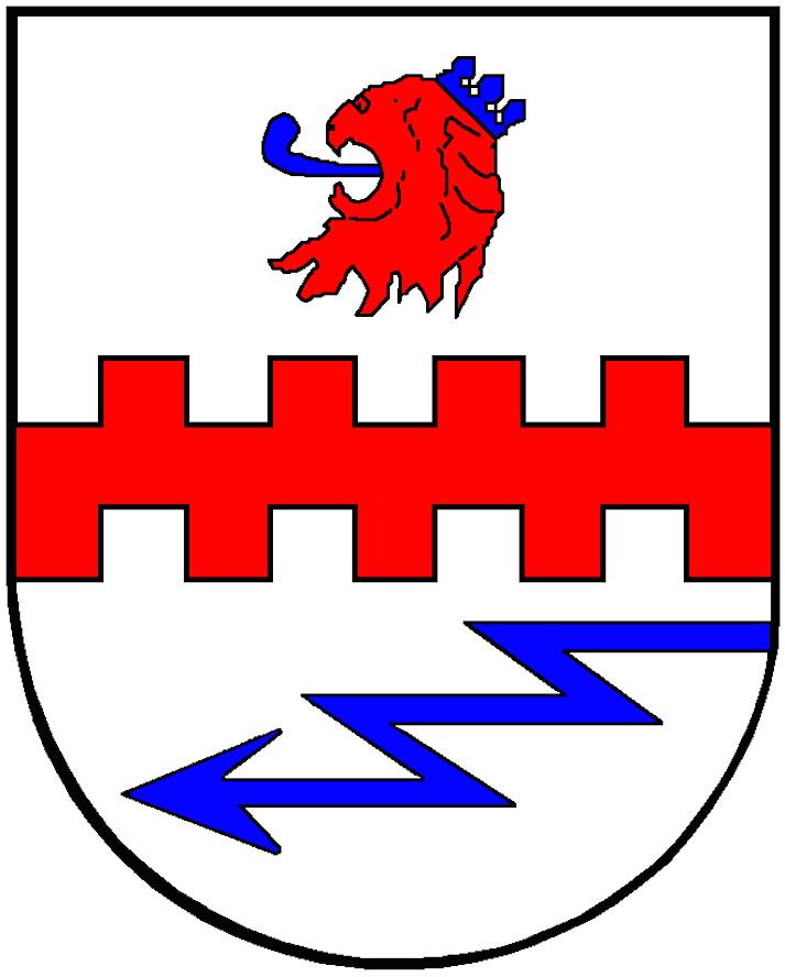 Исторический герб Бенрата.