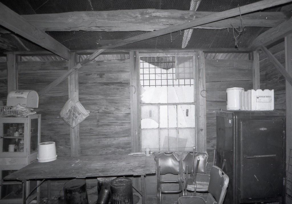 ... Ritchieu0027s Hut, Howqua  Alpine Huts 1994, Sheet 04 0090 | By Graeme  Butler