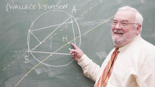 Dr Geoff Smith MBE