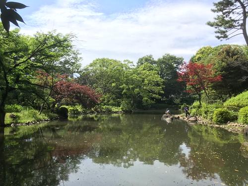 有栖川宮記念公園 2018.5.6