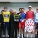 Stephen WILLIAMS (SEG RACING ACADEMY), Marlon GAILLARD (VENDEE U PAYS DE LA LOIRE), Fabio MAZZUCCO (TREVIGIANI PHONIX - HEMUS 1896), Maxim VAN GILS (TEAM LOTTO SOUDAL) (photo: Claude Augé / Ronde de l'Isard)