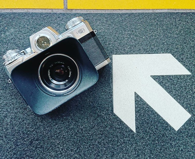Contarex 35mm f4 德國最強細光圈35mm