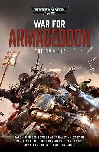 Омнибус «Война за Армагеддон»
