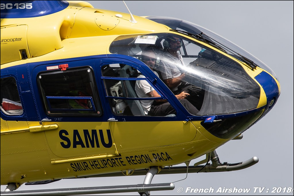 EC-135 Samu , Meeting Aérien Gap-Tallard 12 mai 2018 - Alpes-Envol , Association AGATHA , Canon EOS , Sigma France , contemporary lens , Meeting Aerien 2018