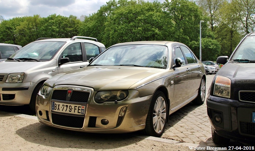 Rover 75 2.0 CDTi 2005 | Brussels, Belgium. This Rover 75 is… | Flickr