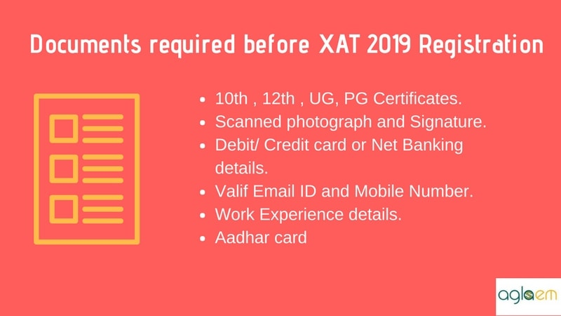 XAT 2019 Registration at xatonline.in  %Post Title, %Post Category, AglaSem