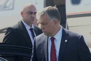 EU Leaders Arrive at Sofia Airport Ahead of the EU – Western Balkans Summit | by EU2018BG Bulgarian Presidency