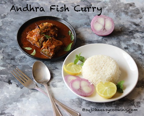 Andhra Fish curry1 | by sujism_msc