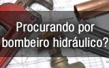 Bombeiro Hidráulico na Tijuca