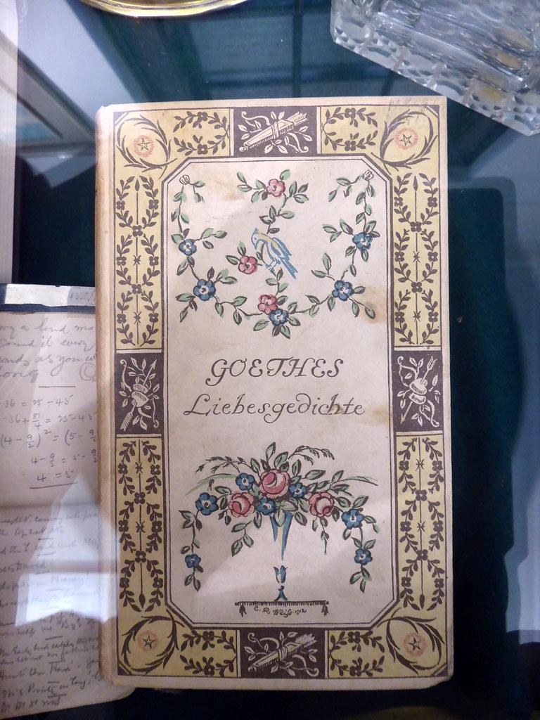 Goethes Liebesgedichte Found In National Afrikaans Literat