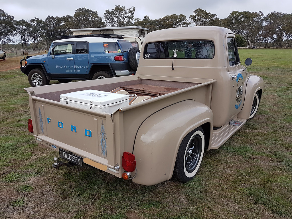 1954 Ford F100 Truck Covers A That Wa Flickr Pickup By Five Starr Photos Aussiefordadverts
