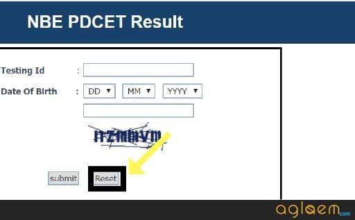 DNB PDCET Result July 2018 | DNB PDCET Result June 2018   Check Here