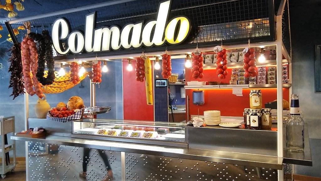 Restaurante Bellavista Del Jardin Del Norte Barcelona Flickr