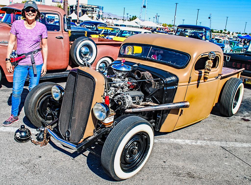 Viva Las Vegas Rockabilly Hot Rodder Car Show Flickr - Rockabilly car show