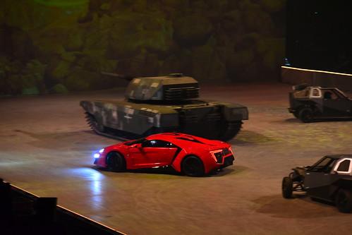 Fast & Furious Live at Birmingham Arena