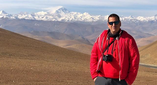La cordillera del Himalaya