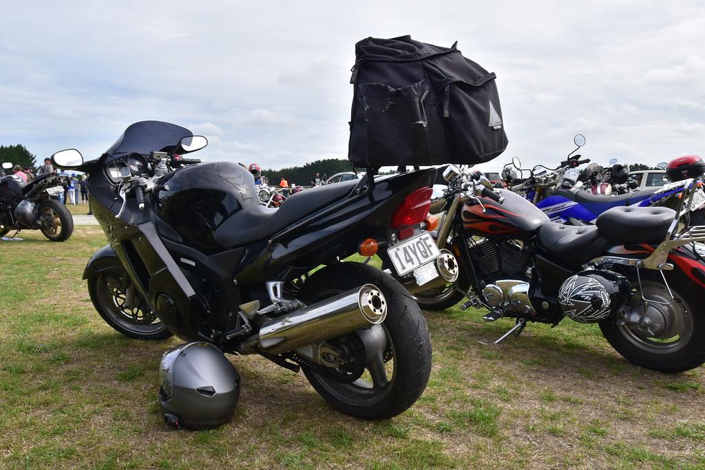 2007 Honda CBR1100XX Super Blackbird 14YQF