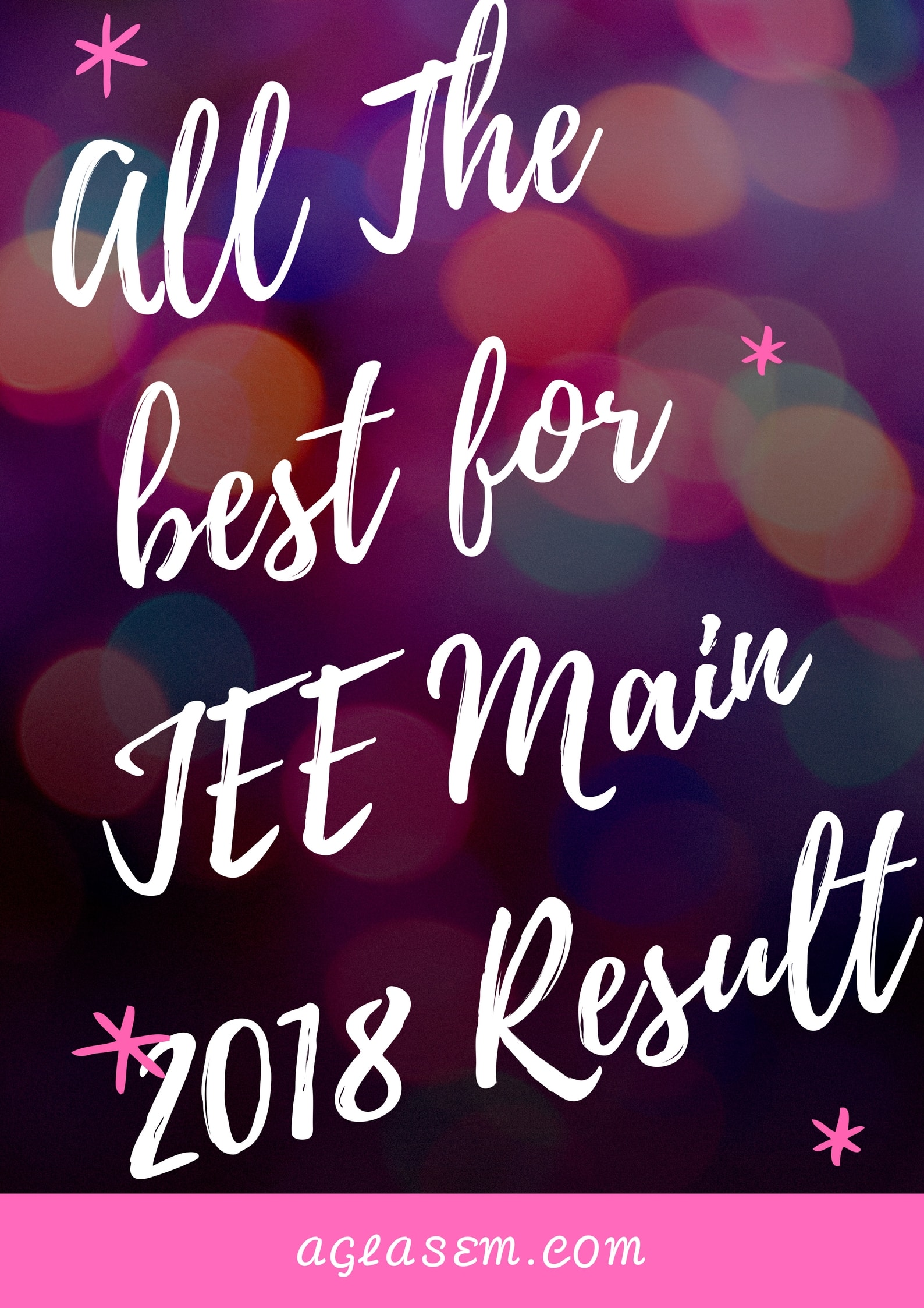JEE Main 2018 Result To Declare At 6 PM By CBSE