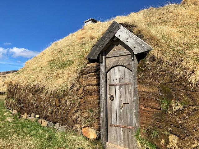 Eiríksstaðir, la casa de Erik el Rojo en Islandia
