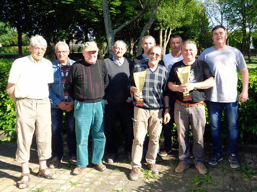 20/05/2018 - Entente Morlaix / Saint Martin : Concours de boules plombées en doublette formée