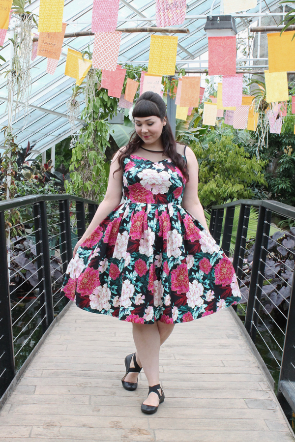dolly and dotty dress