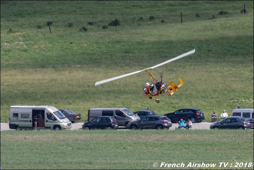 Autogire , Meeting Aérien Gap-Tallard 12 mai 2018 - Alpes-Envol , Association AGATHA Canon EOS , Sigma France , contemporary lens , Meeting Aerien 2018
