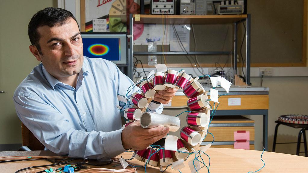 Dr Manuch Soleimani