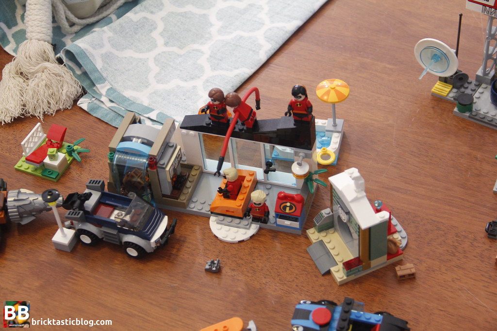 LEGO Juniors Incredibles 2 Sets