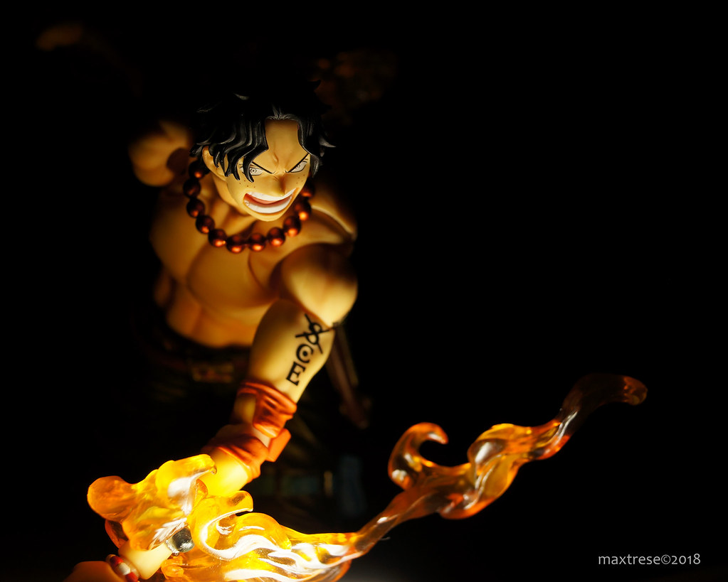 Sentinel One Piece Portgas D Ace