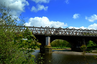 Bridge over the Ribble | by Tony Worrall