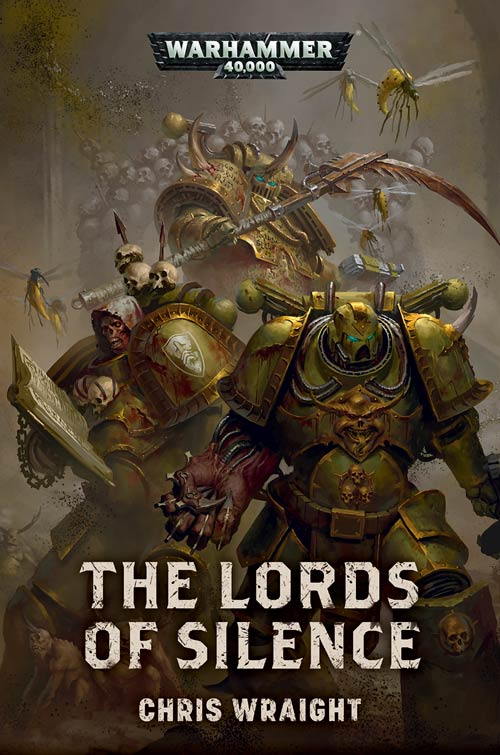 «Повелители безмолвия» Криса Райта | The Lords of Silence by Chris Wraight