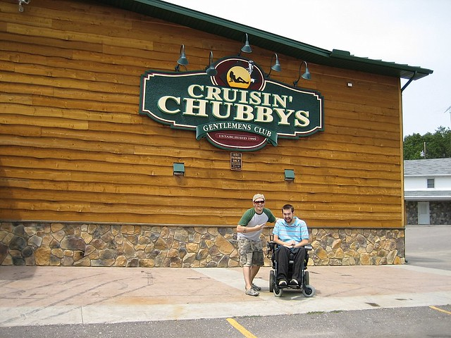 Sorry, cruisin chubbys in the dells consider