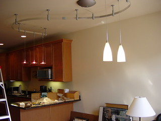 home house remodel lighting | by bodoni george