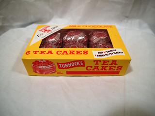 Tunnock S Tea Cakes Dark Chocolate