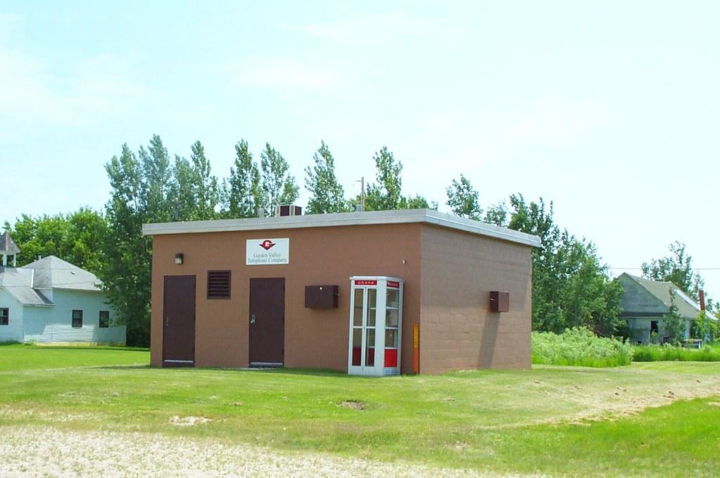 Garden Valley Telephone Central Office Gatzke Minnesota Flickr