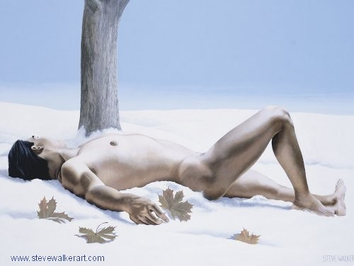 Gay snowman